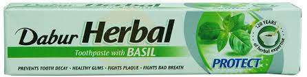 The Case of Dabur Herbal Toothpaste Ad.