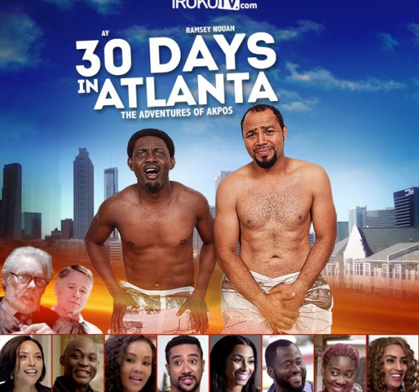 This Valentine, iROKOtv.com premieres 30 Days in Atlanta, Poisoned Bait, Husbands of Lagos and More!