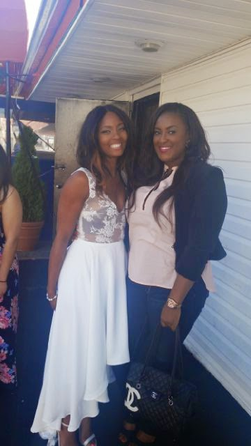 Friends & Family Throw Bridal Shower for Osas Ighodalo