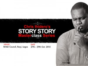 Chris Ihidero to Train Producers, Writers & Directors with Story, Story Workshop