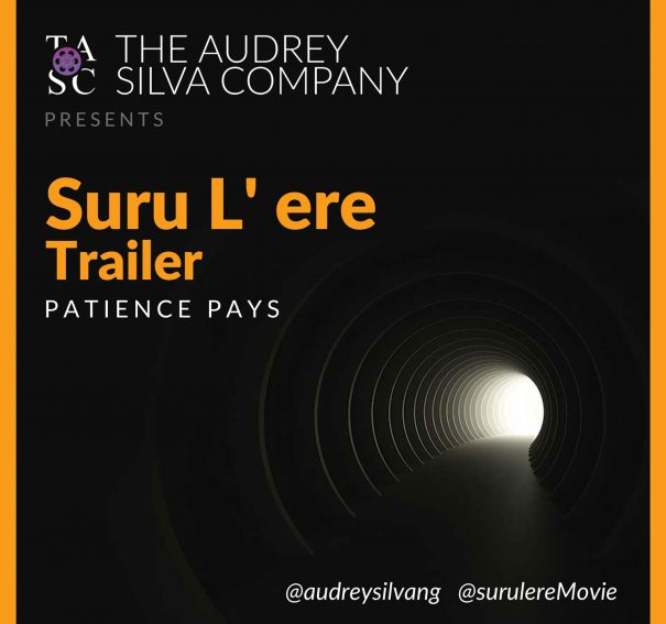 The Audrey Silva Company Releases the trailer of Suru L'ere