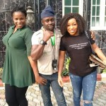 Rita Dominic Stars in Blessing Egbe's new movie 'One Room'