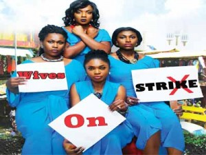 Watch the trailer of Omoni Oboli's 'Wives on Strike'!