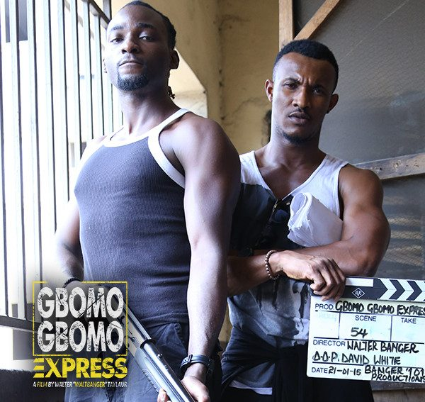 """Gbomo Gbomo Express"" get selected for the 2016 Zanzibar International Film Festival"