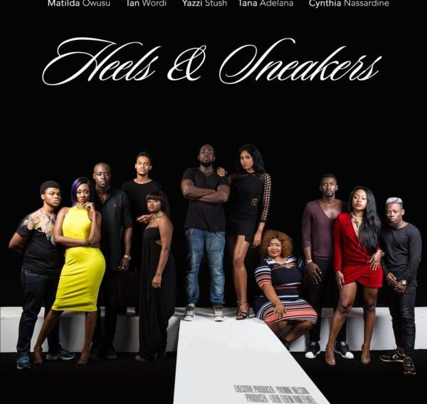 """Yvonne Nelson's releases the trailer of her New TV Series """"Heels & Sneakers"""""""