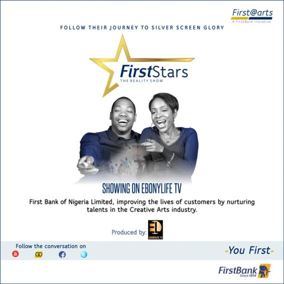 2days to the FirstStars Reality TV Show Premiere!