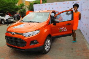 Arese, Voice winner, gets SUV, all-expense paid ticket to Abu Dhabi