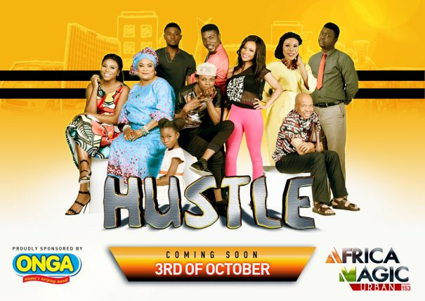 What is your Hustle? Africa Magic launches first of its kind 'Dramedy' series!