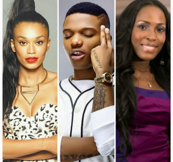 Wizkid, Linda Ikeji, Pearl Thusi Nominated For #MTVMAMA2016 Personality of The Year