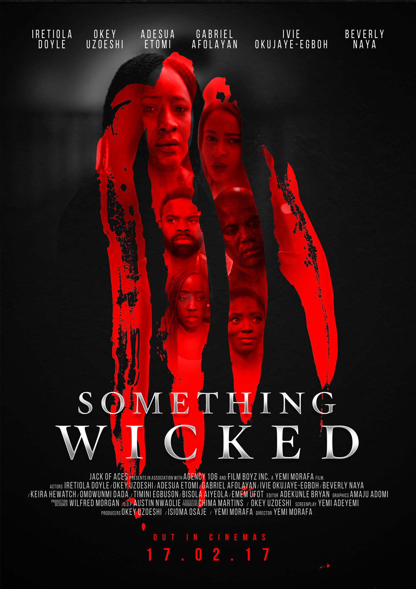 Watch The Official Trailer Of Something Wicked Xplorenollywood