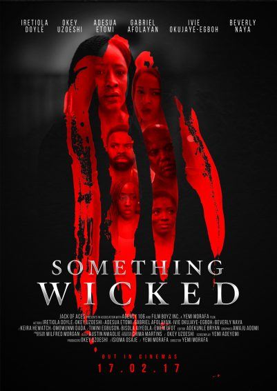 Something Wicked is horror well packed with humor