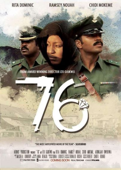 Watch the Historical Romance Movie, '76, on DStvBoxOffice this February