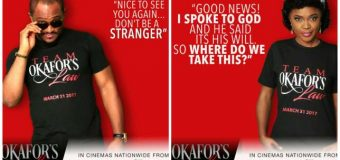 Omoni Oboli's Releases Character Posters for New Film Okafor's Law