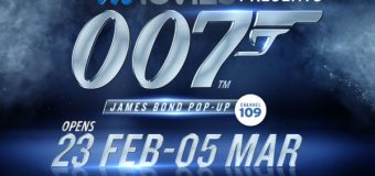 Vintage and Contemporary 007 Bond Movies, coming to DStv!