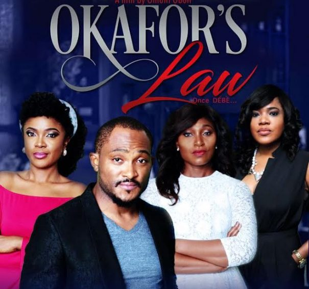 "Omoni Oboli's ""Okafor's Law"" is on our radar and here is why."