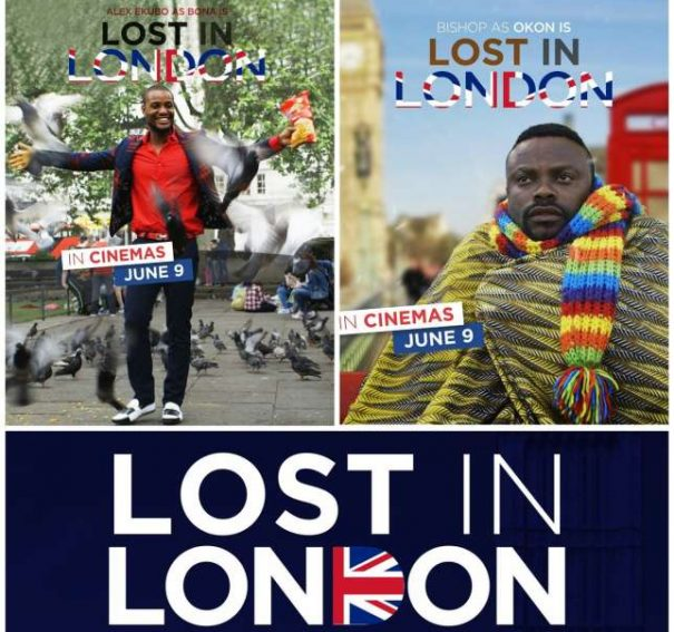 Get Ready To Be 'Lost In London' With Uduak Oguamanam!