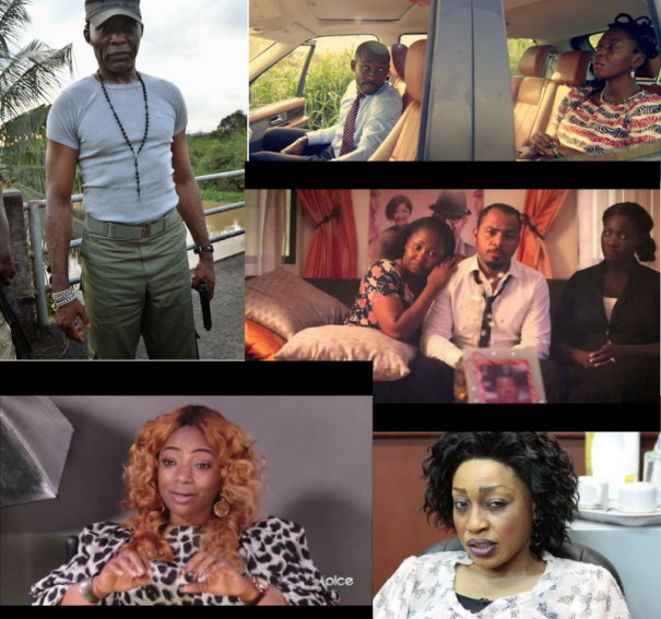 10 Outstanding Performances we have seen in Nollywood!