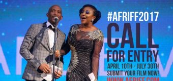 AFRIFF Calls For Entries For It's 2017 Edition