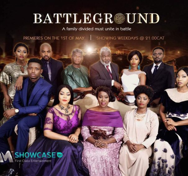 Femi Odugbemi's 'Battleground' Set To Premiere On DSTV