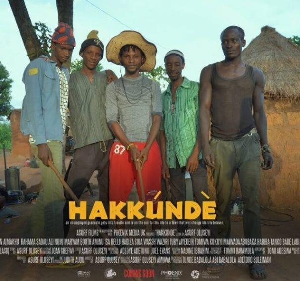 Asurf Oluseyi Releases Trailer For The Intriguing 'Hakkunde'