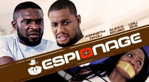 #TBT Review: Espionage; What a Nigerian film with an undercover agent feels like!