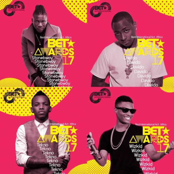"""BET Africa Celebrates the Best In African Talent At The 2017 """"BET Awards"""""""