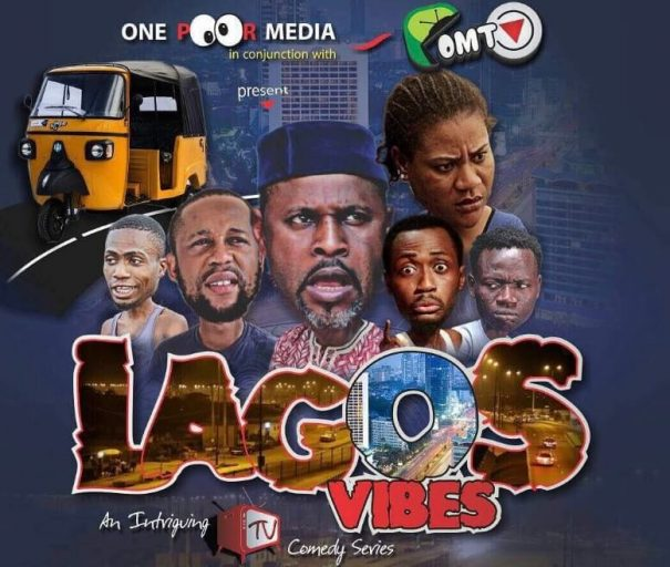 Watch Episode 1 Of The Hilarious Web Series 'Lagos Vibes'