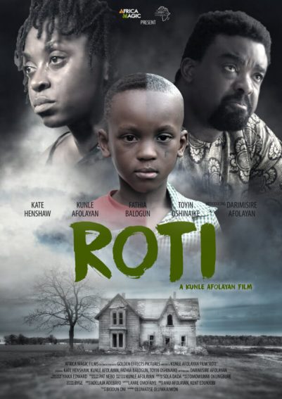 Kunle Afolayan Releases the Official Trailer for 'Roti'