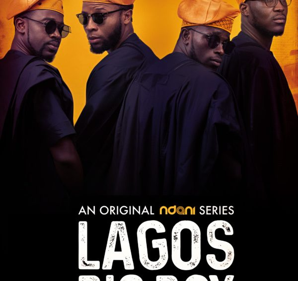 NdaniTV Premieres Episode 1 of Dare Olaitan's 'Lagos Big Boy'