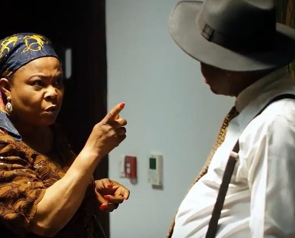 #NTA: Watch Wale Ojo And The Untameable Shola Sobowale In The 'Witness Box'
