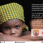 Sahara reaffirms commitment to sustainable development with 'Hanatu'!