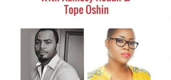 Nollywood Giants, Ramsey Nouah & Tope Oshin to Facilitate Acting Masterclass this Saturday!