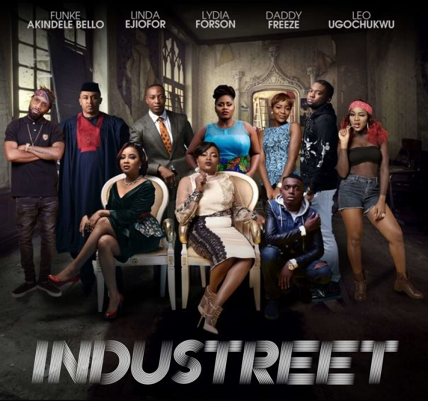 Watch Linda Ejiorfor, JJC Skills & Kayswitch in New Episodes of 'Industreet'