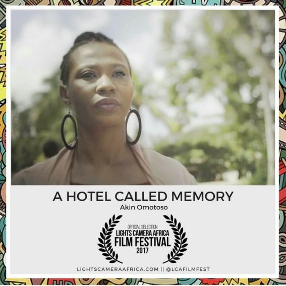 Watch Nse Ikpe Etim, Akin Omotoso In The Silent Teaser For 'A Hotel Called Memory'