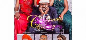 """Christmas is Coming,"" A Christmas movie ushering the Festive Period."