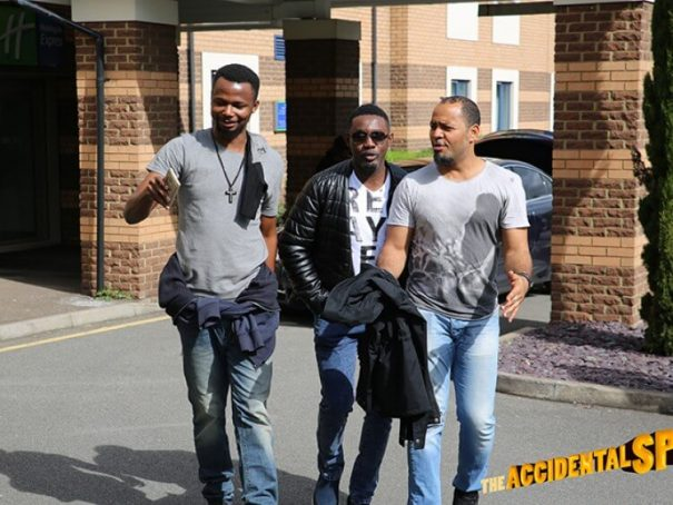 #NTA: Ramsey Nouah & Ayo Makun Take On Action-Comedy In 'The Accidental Spy'!