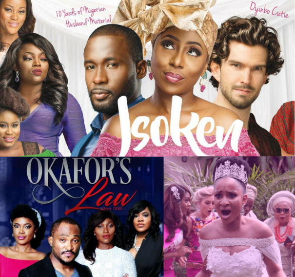 'Okafor's Law', 'The Wedding Party' & 'Isoken' Land Nominations At #ELOY2017!