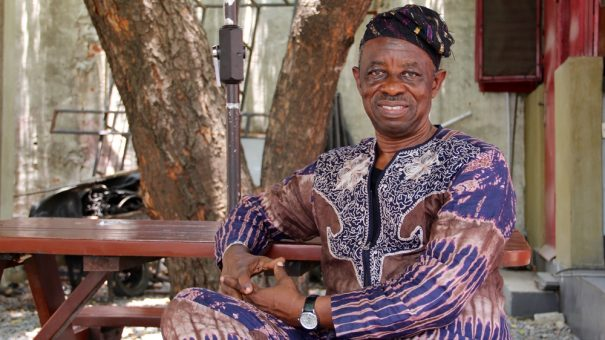 Tunde Kelani appointed as Chairman, National Film Video Censors Board (NFVCB)!