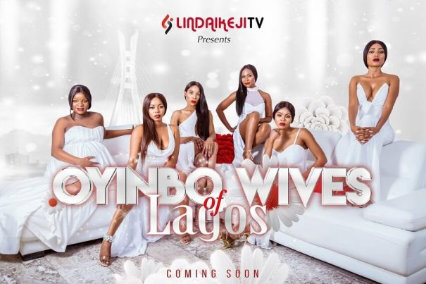 Linda Ikeji's 'Oyinbo Wives of Lagos' Plans For 2018 Release!