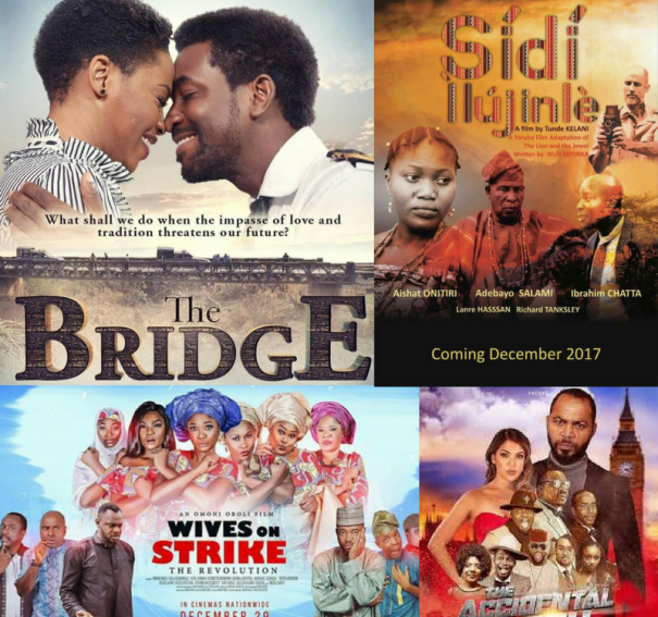 #MondayMovieMadness: 10 Nollywood Films In Cinemas This Week!