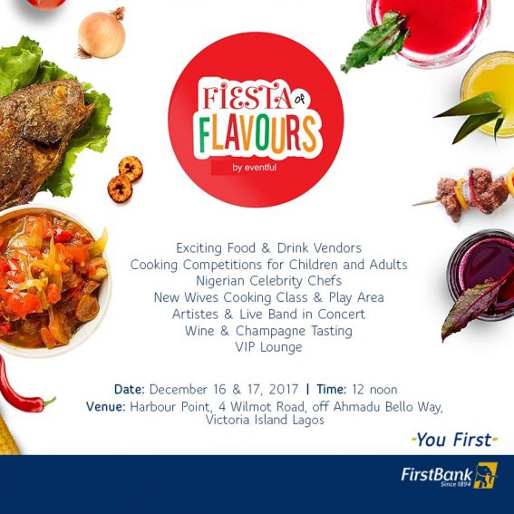 WIN Tickets to the Fiesta of Flavours Food Fair!