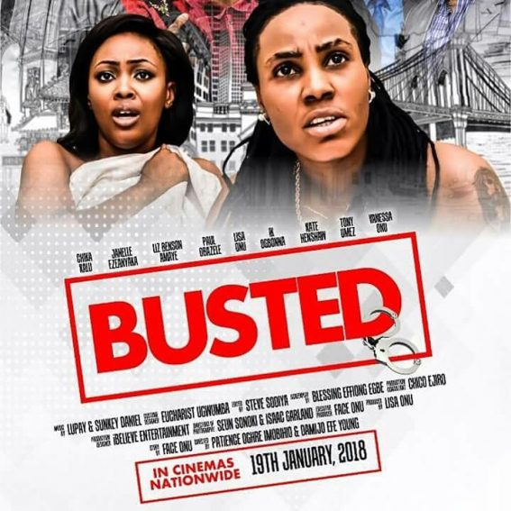 #NTA: IK Ogbonna & Kate Henshaw Star In Blessing Egbe's Controversial Love Story 'Busted'!