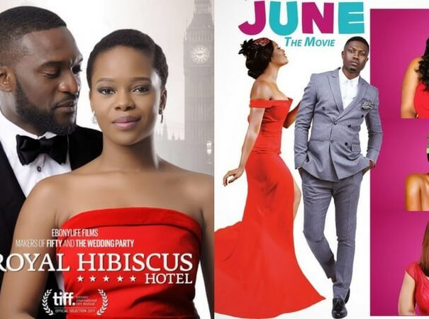 #MondayMovieMadness: 12 Nollywood Films Currently Showing In Cinemas!