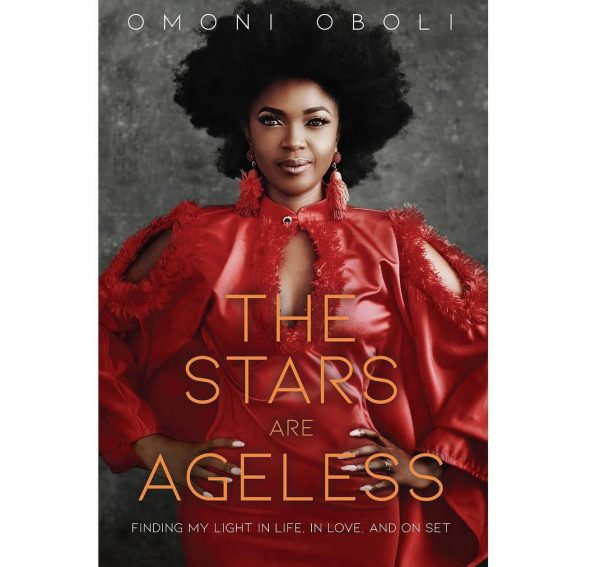 "Omoni Oboli celebrates her 40th birthday by publishing a book, ""The Stars are Ageless""!"