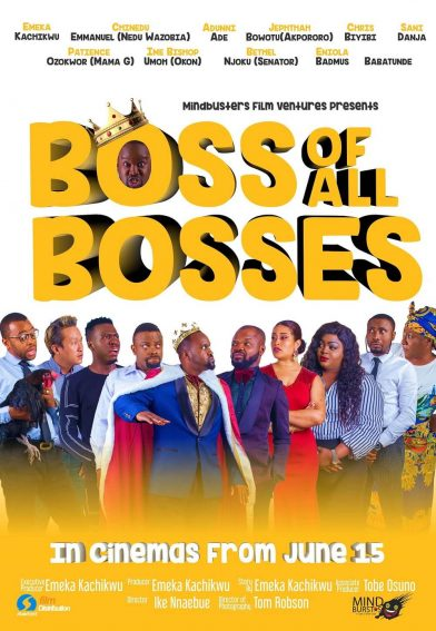 #XploreReviews: Ike Nnaebue's 'Boss Of All Bosses' Is A Parody Of The Comedy Genre!