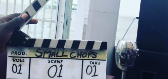 "Chika Ike sets ""Small Chops"" as next project and announces star studded cast!"