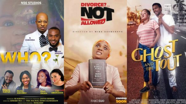 #MondayMovieMadness: 6 Nollywood Films In Cinemas This Week!