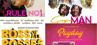 Check out 6 Nollywood Films slated for June!!!
