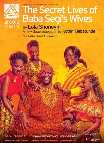 "Lola Shoneyin's ""The Secret Lives of Baba Segi's Wives"" is getting a stage adaptation!"