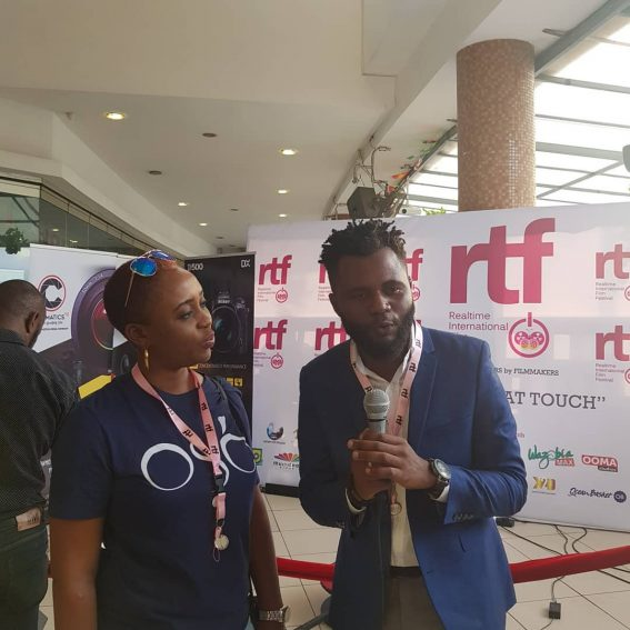 'Girl Fact', 'Tolu' & 'Cup of Tea' Screen At Day 1 Of The 2018 Real-Time Film Festival!